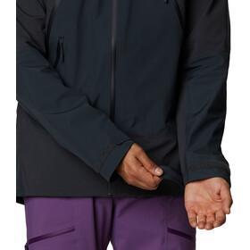 Mountain Hardwear High Exposure Gore-Tex C-Knit Chaqueta Hombre, dark storm
